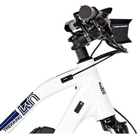 HAIBIKE SDURO Trekking 4.0 Dame white/blue/black